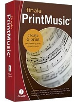 finale print music software