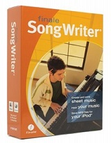 finale songwriter software