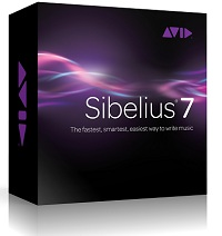 sibelius 7 music notation software