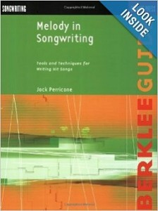 Melody In Songwriting by Jack Perricone